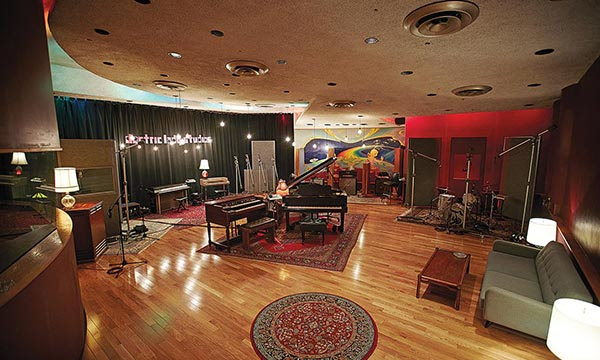 Electric Lady Studios, New York, NY