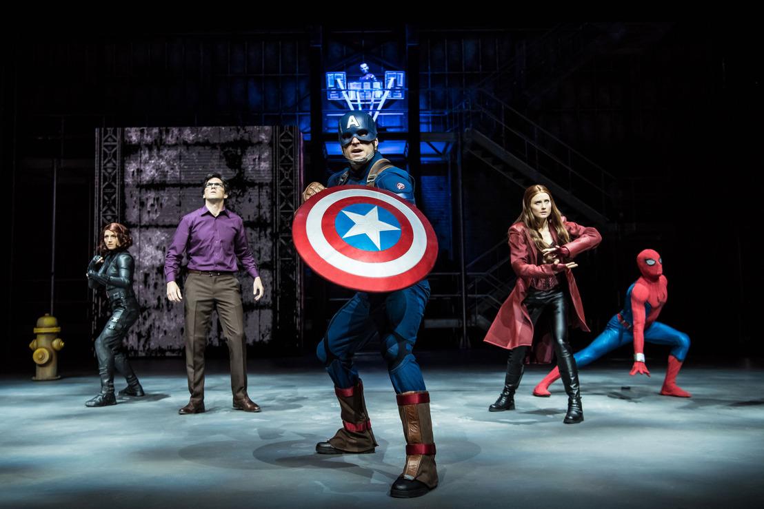 Disneyland® Paris verwelkomt voor het eerst de Marvel superhelden!