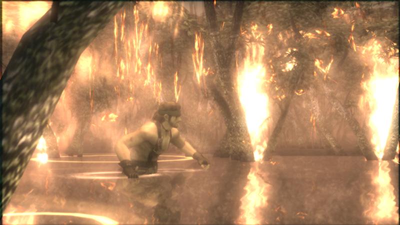 Metal Gear Solid 3 HD Edition