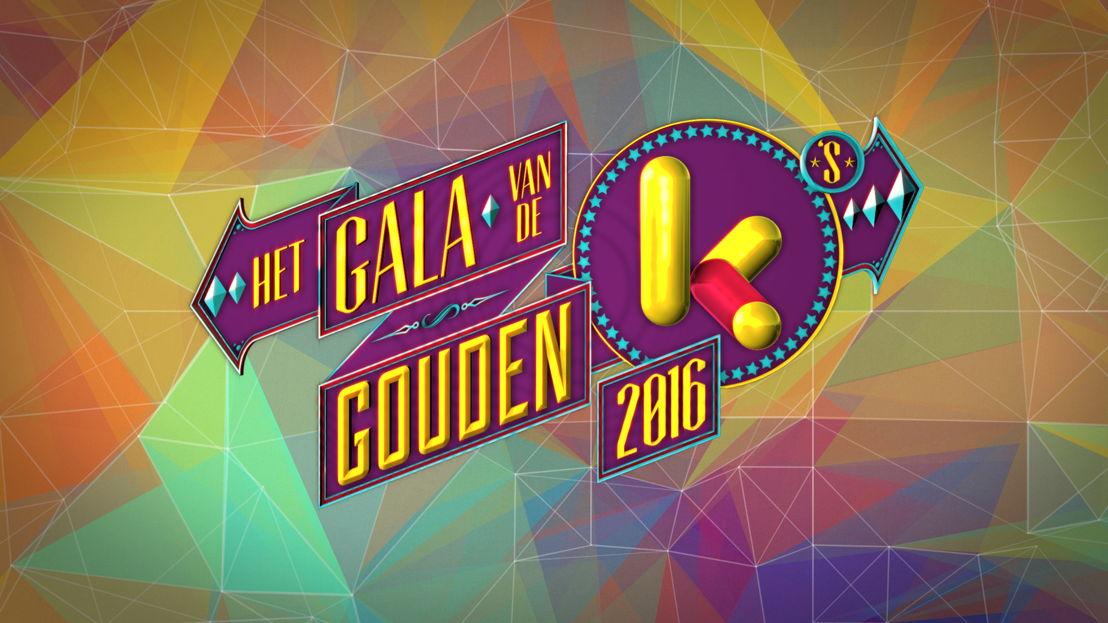 Logo Gala van de Gouden K's