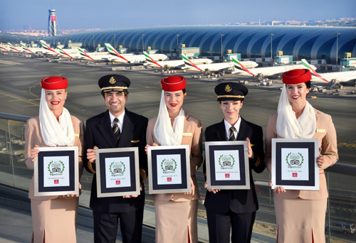 Emirates named Best Airline in the World in TripAdvisor Travelers' Choice Awards for Airlines 2017