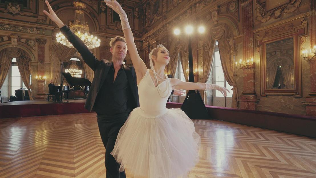 Jani eindigt in stijl en ontdekt de wereld van het Koninklijk Ballet van Vlaanderen