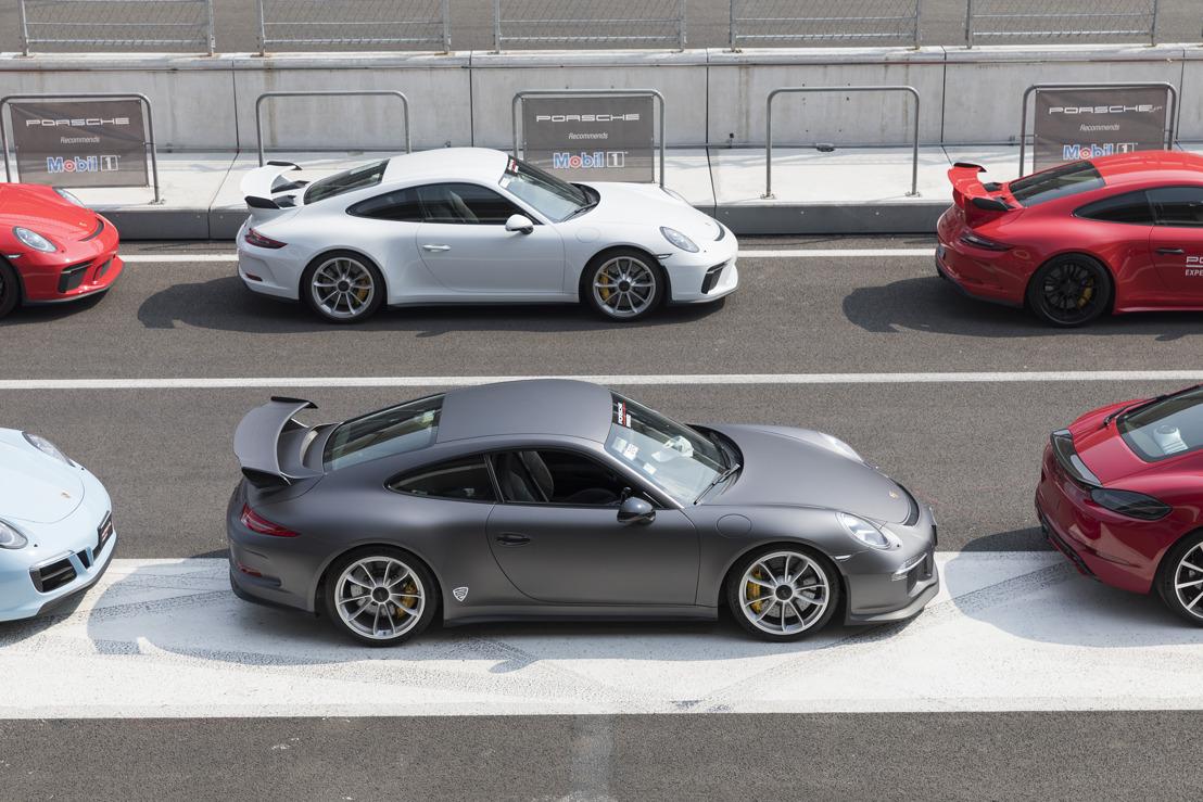 Nivel Master S del Porsche Sport Driving School en México