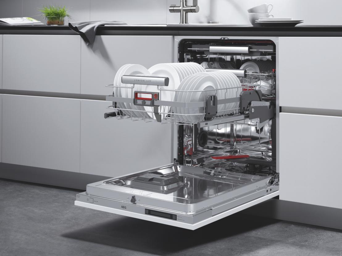 Lave-vaisselle AEG Comfortlift 3