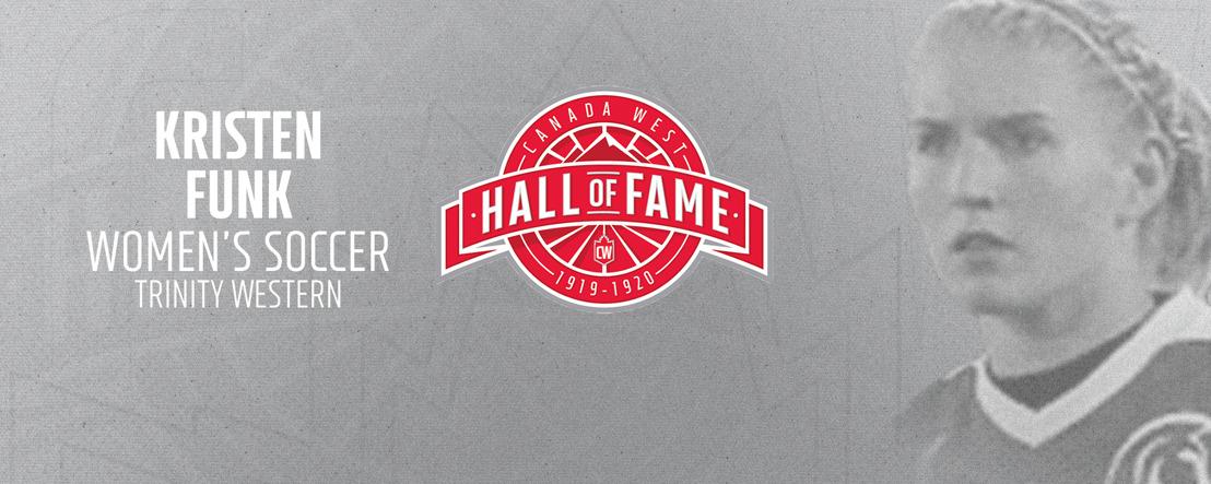 Career wins leader Funk honoured