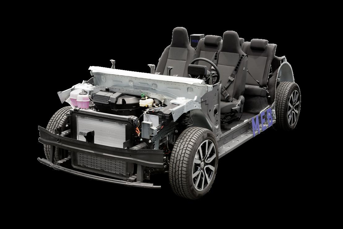 Presentación de la familia de vehículos más innovadora del mundo con el nuevo chasis del I.D.