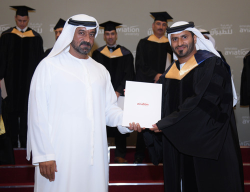 Emirates Aviation University Celebrates its 25th Graduation Ceremony