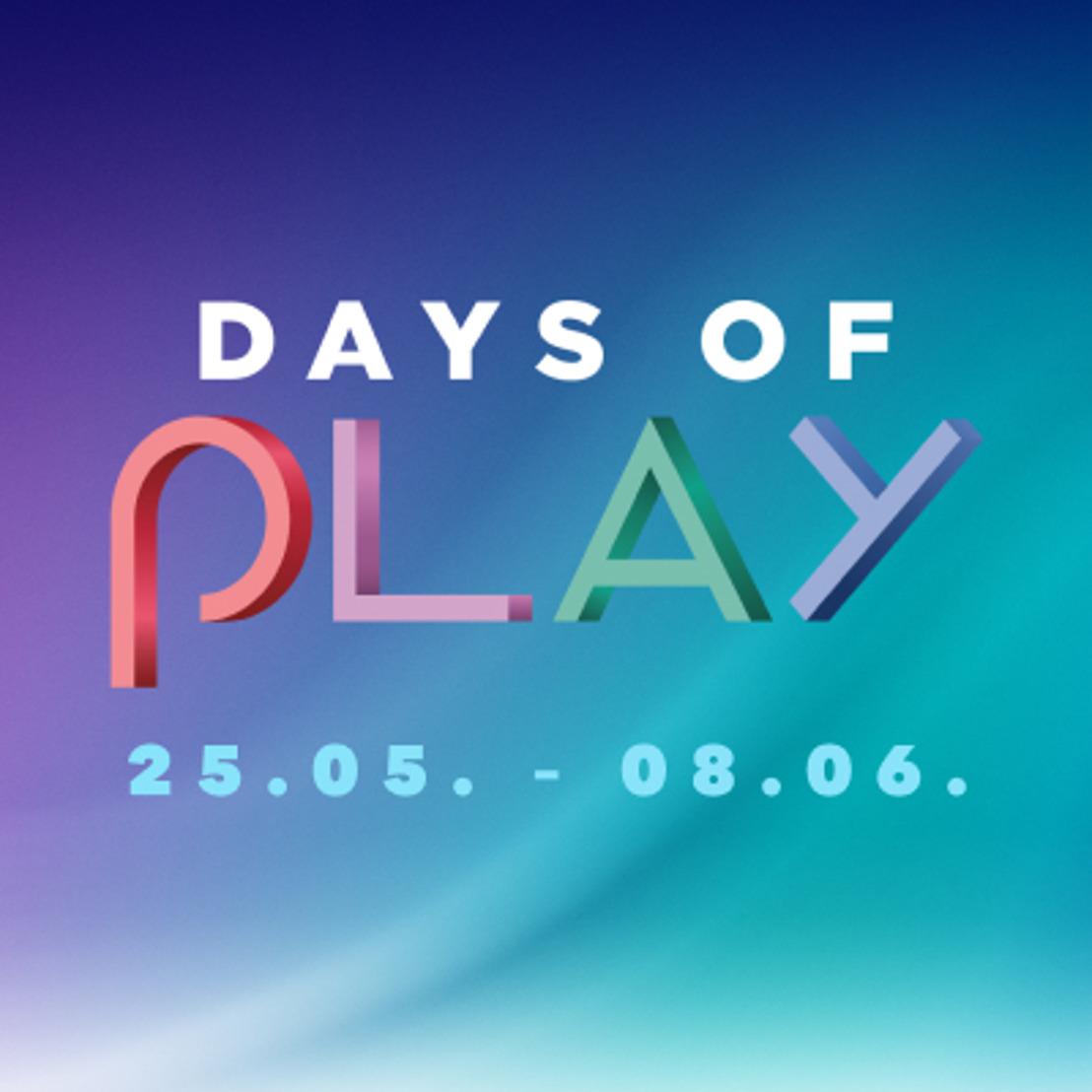 Tolle Sonderangebote von PlayStation während der Days of Play