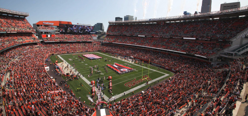Stadium Energy: Cleveland's FirstEnergy Stadium Increases Crowd Excitement with Powersoft
