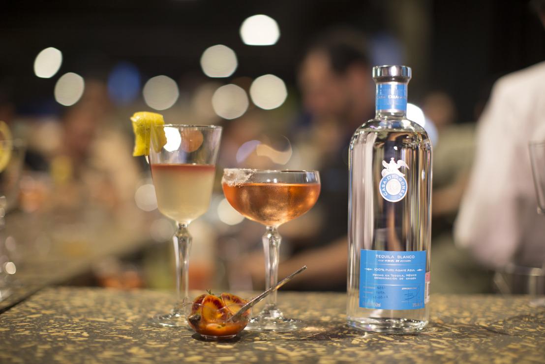Tequila Casa Dragones fusiona la creatividad de los expertos en sabor en 10 Jamming Sessions con reconocidos chefs y mixólogos para Barra México