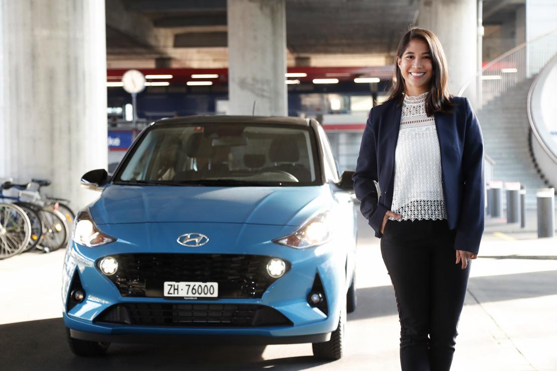 Irene Majer: nouvelle assistante PR et Management chez Hyundai Suisse
