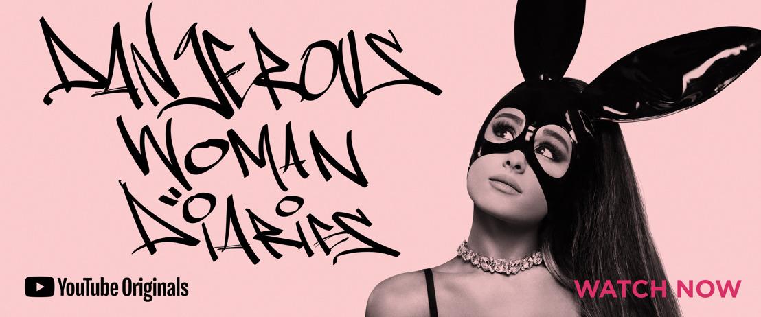 Ariana Grande hautnah: Ihre mehrteilige Doku exklusiv bei YouTube Premium