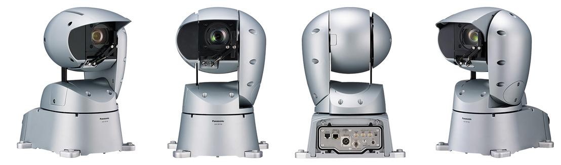 Una robótica para la producción de deportes, clima y hasta reality shows en exteriores