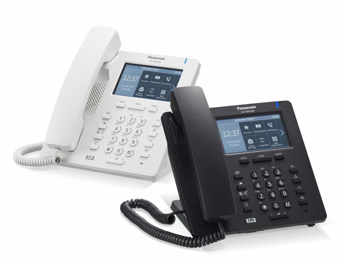 Panasonic Terminal SIP KX-HDV330