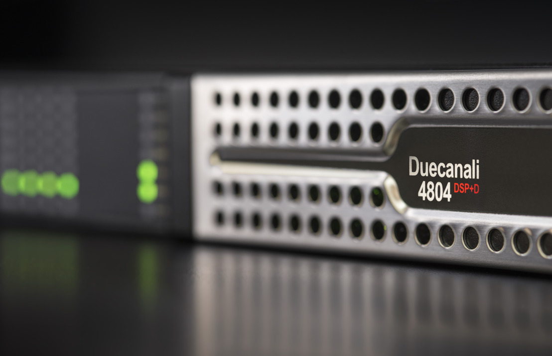 Command and Control: Powersoft to Highlight New Duecanali Amplifier Models and Updated M-Force Transducer at InfoComm 2018