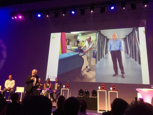 UZ Brussel wint HR Pioneer Award voor interne communicatie