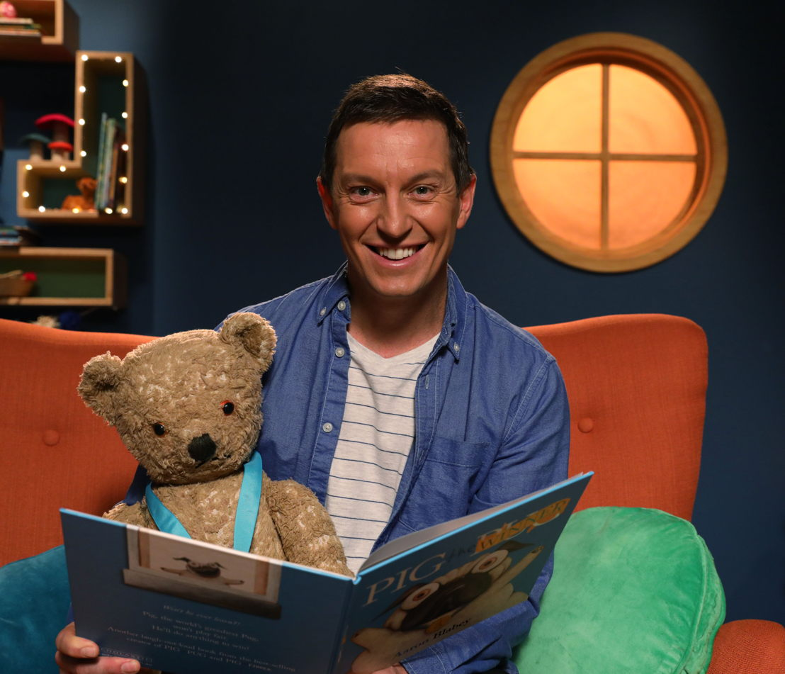 Play School's Story Time, Rove McManus & Little Ted
