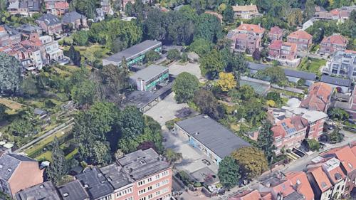 Rénovation et extension de l'école primaire De Stadsmus à Auderghem
