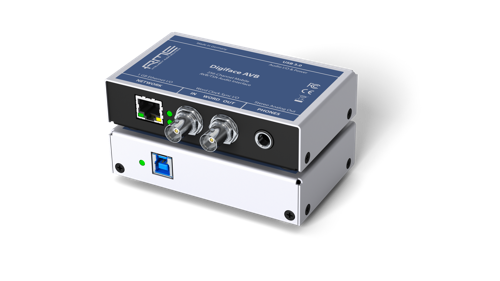 Modern Audio Masters: RME Announces Digiface AVB, M-32 Pro AVB Series are Now Shipping