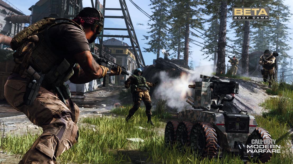 La Beta Abierta con Crossplay de Modern Warfare® comienza este jueves