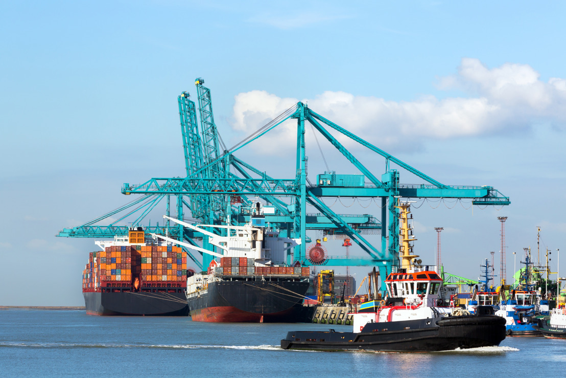 Le Port d'Anvers, Borealis, Covestro et d'autres partenaires industriels co-innoveront au sein de l'Orange Industry 4.0 Campus, exploitant ainsi le potentiel de la 5G dans le port d'Anvers