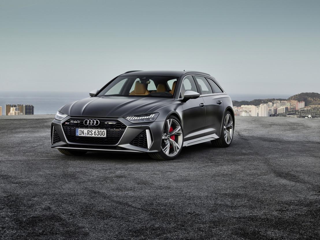 Audi au Zoute Grand Prix 2019