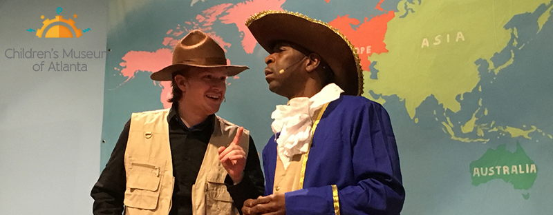 Around the World in Under an Hour by Children's Museum of Atlanta