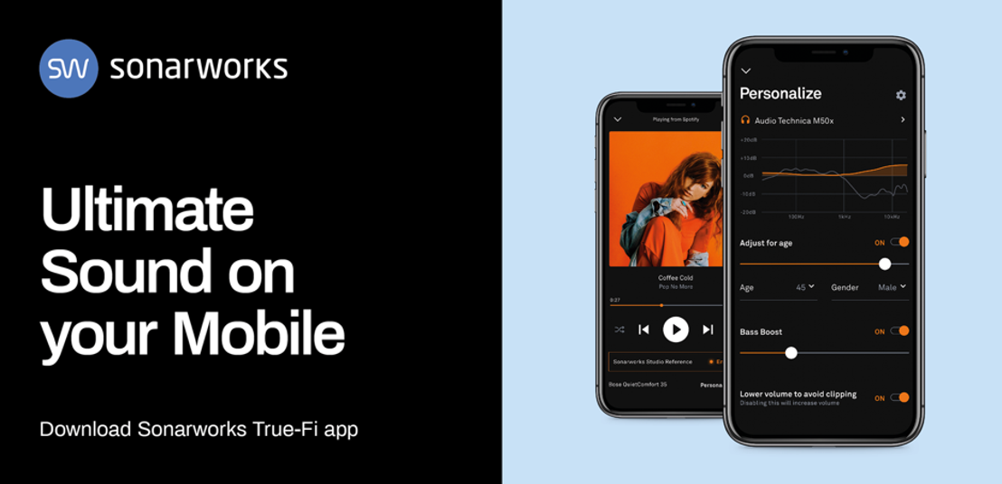 CES 2019: The Ultimate Sound Experience — Sonarworks Releases Mobile App, Making the Ultimate Sound Experience Accessible Anywhere