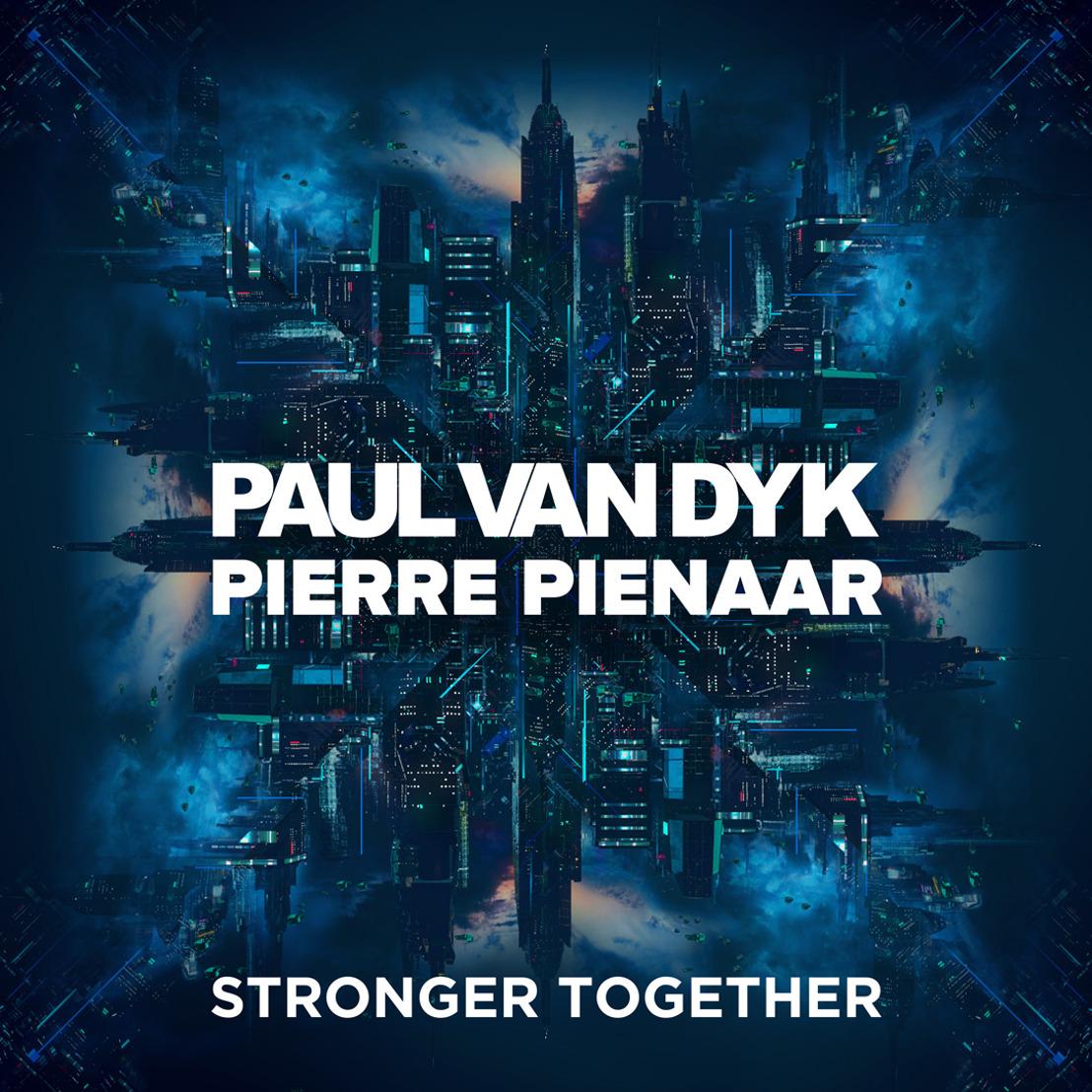 Paul van Dyk Releases New Track 'Stronger Together' with Pierre Pienaar