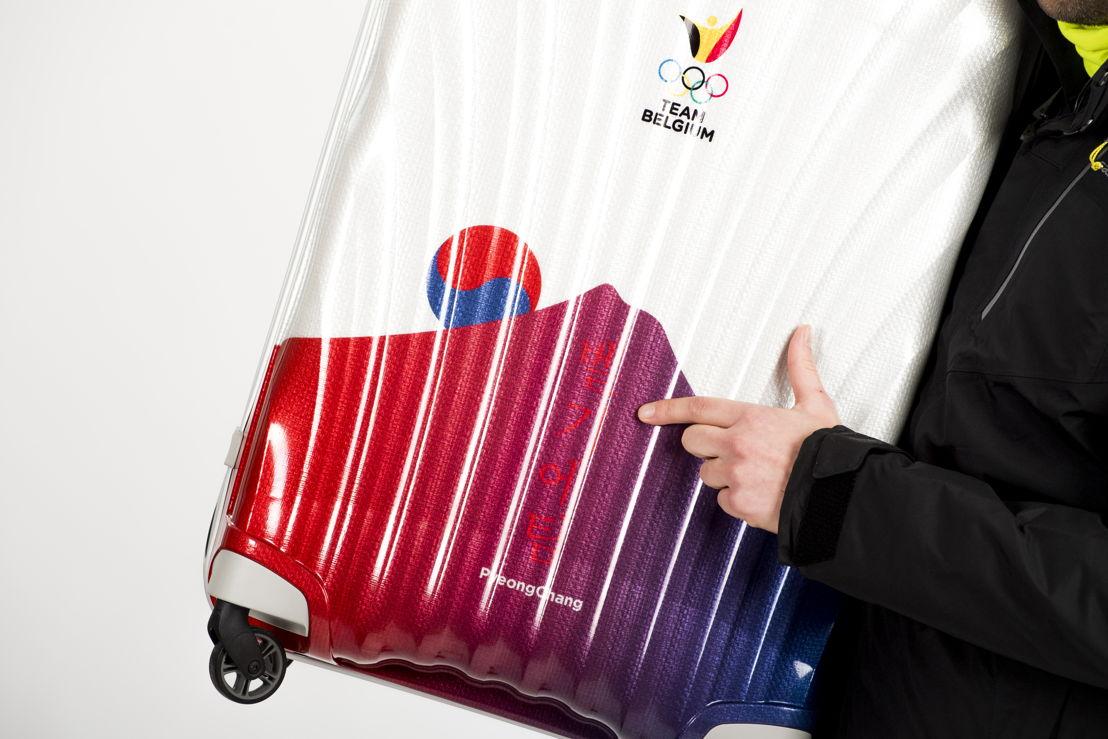 Samsonite Team Belgium 2018 -  439 € (spinner 75)