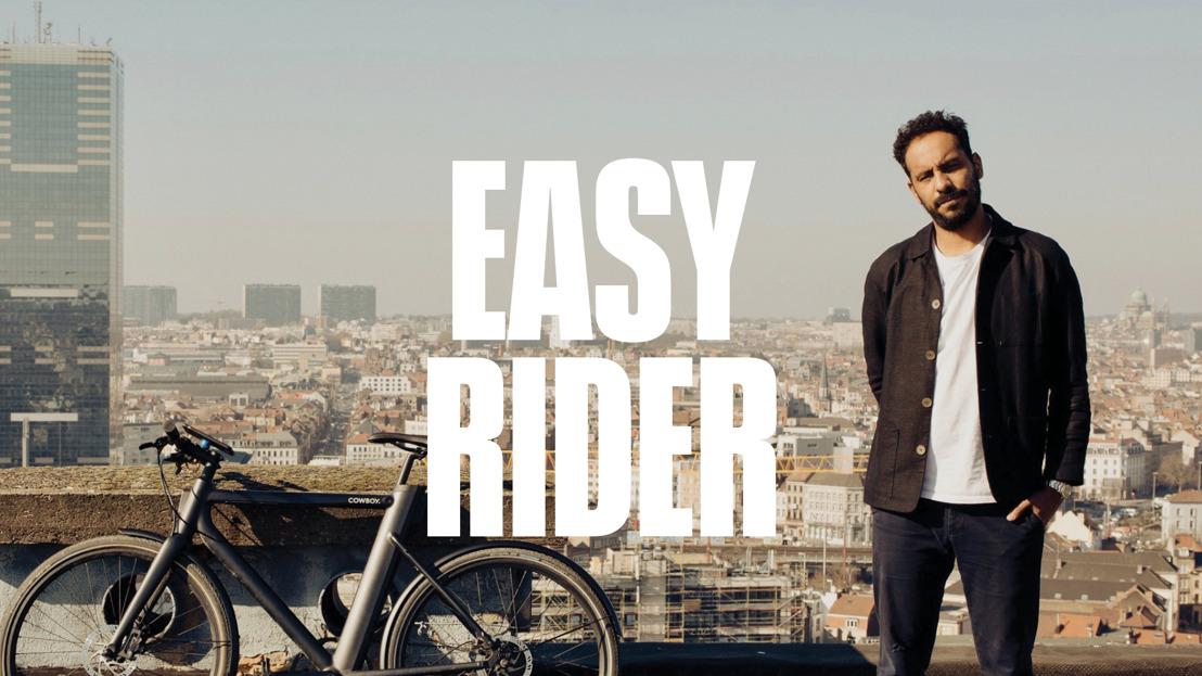 """Cowboy, la start-up de vélo électrique belge, lance """"Easy Rider"""" : une offre de protection anti-vol"""