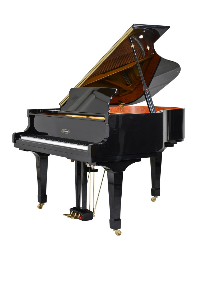 Edelweiss self-playing G75 grand piano.