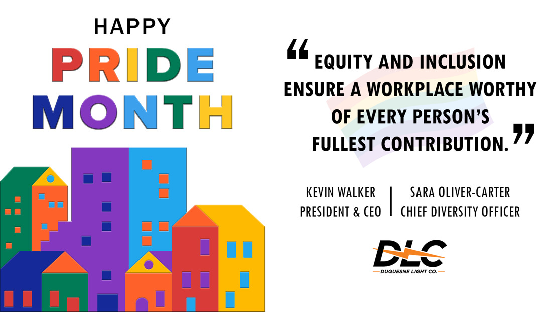 Celebrate LGBTQ+ Inclusion and Equity During Pride Month