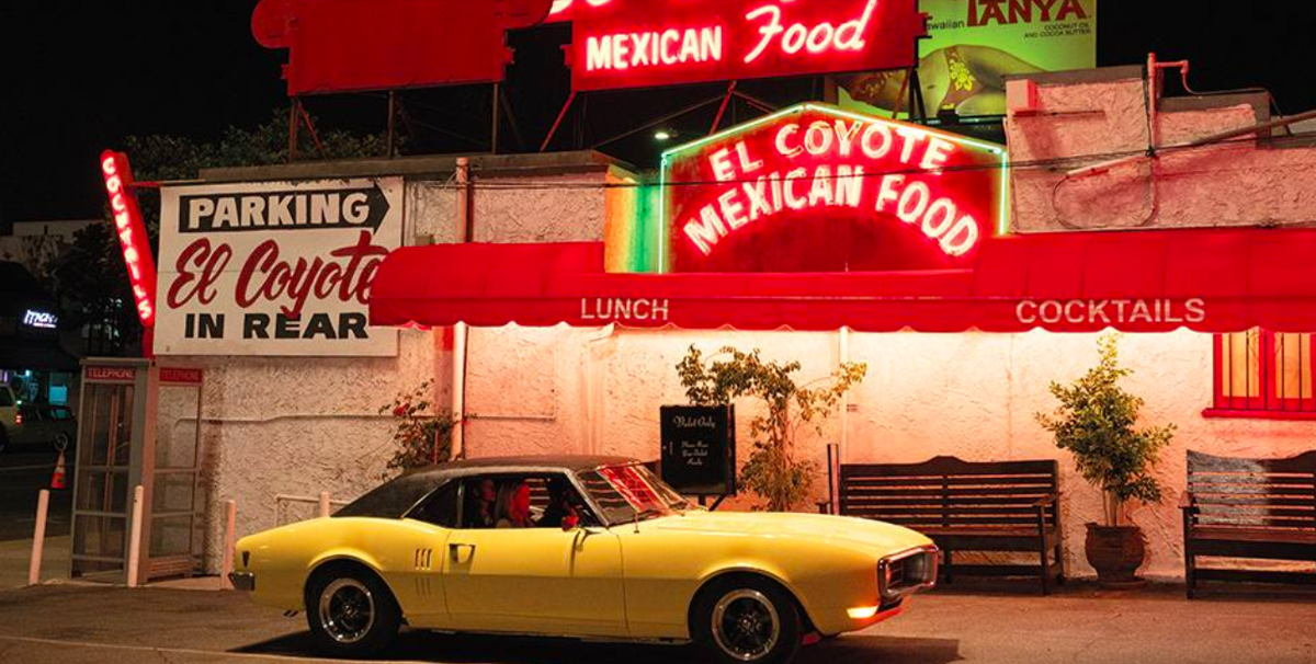 El Coyote Mexican Cafe | Crédito: Sony Pictures
