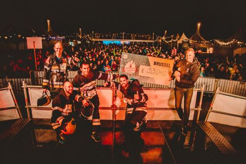 Brusselse Warmathon brengt 53 040 euro op voor alle goede doelen van Music For Life