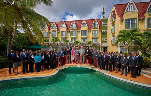 Eastern Caribbean Supreme Court holds Annual Judicial Conference in Saint Lucia