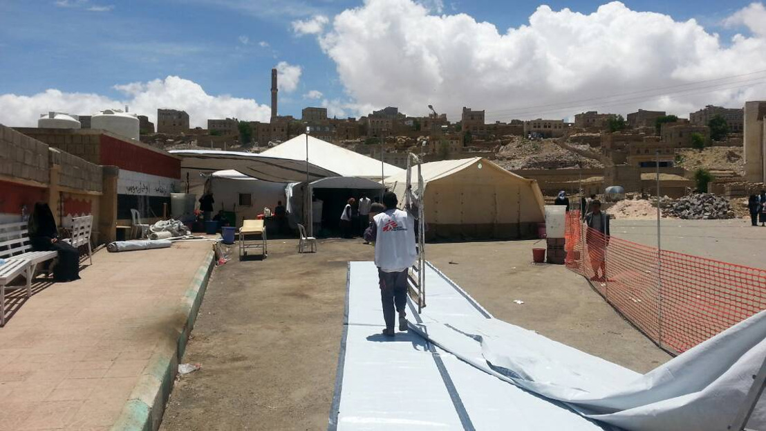 Yemen: MSF calls for increased response to cholera outbreak