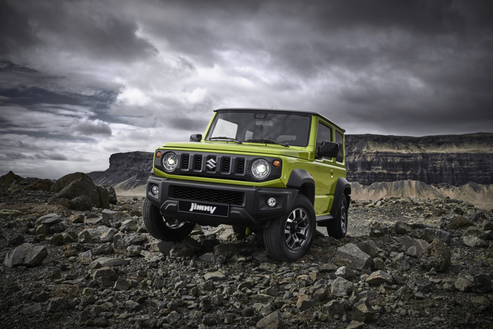 Preview: New Jimny