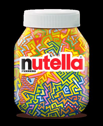 Preview: NUTELLA® VIERT IEDERS UNIEKHEID EN LANCEERT 850.000 UNIEKE POTTEN IN LIMITED EDITION