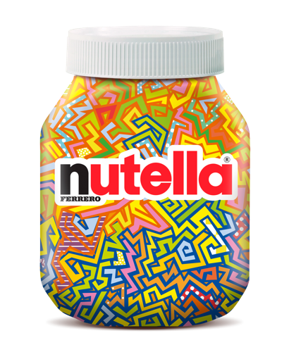 NUTELLA® VIERT IEDERS UNIEKHEID EN LANCEERT 850.000 UNIEKE POTTEN IN LIMITED EDITION