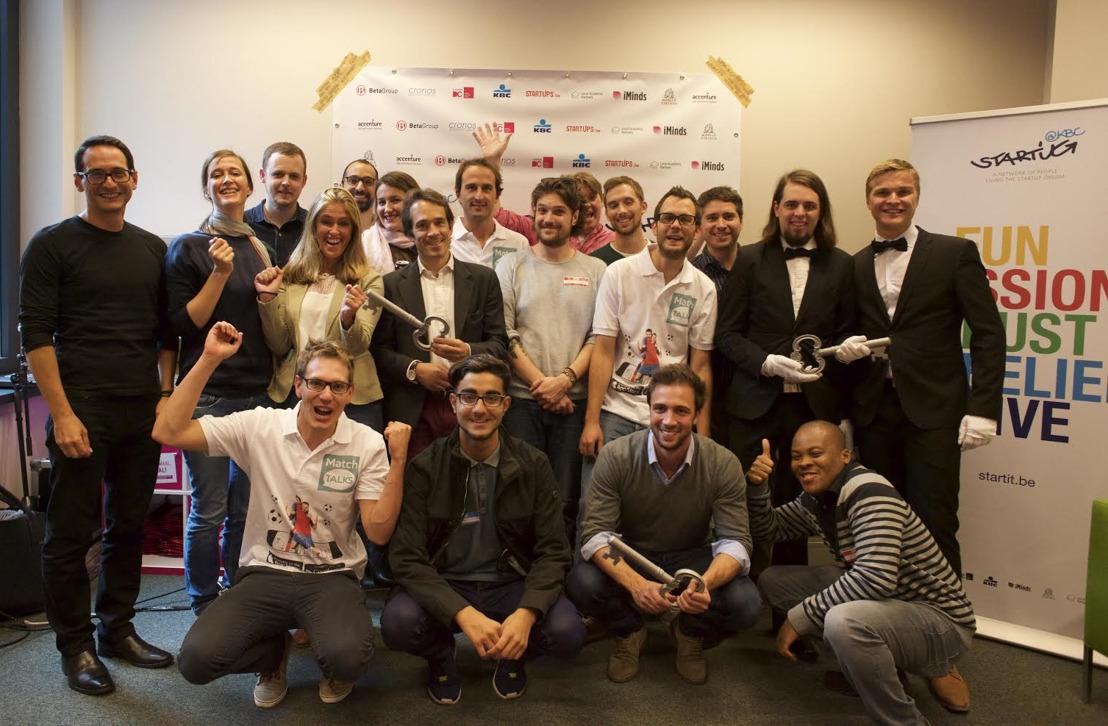 Voici les start-ups les plus prometteuses de Bruxelles