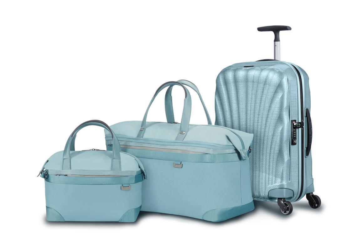 La reine des glaces des valises!