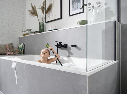 hansgrohe Jocolino: douchen wordt kinderspel
