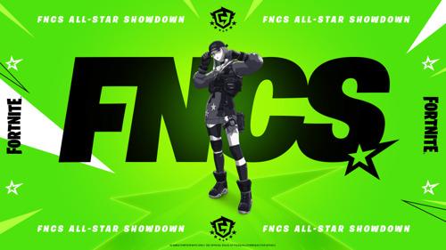 ¡Presentamos el FNCS All-Star Showdown - Mapas creativos en un escenario competitivo!