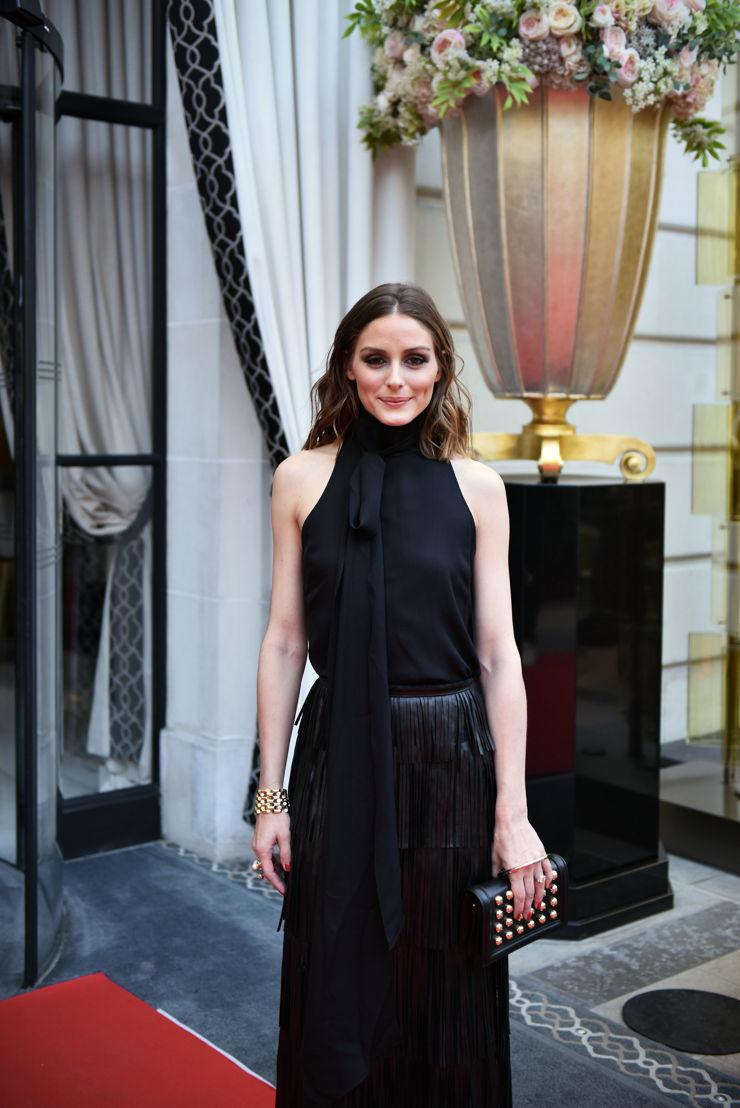 Olivia Palermo, Empresaria. FOTO: Cortesía de Say Who para The Peninsula Paris.