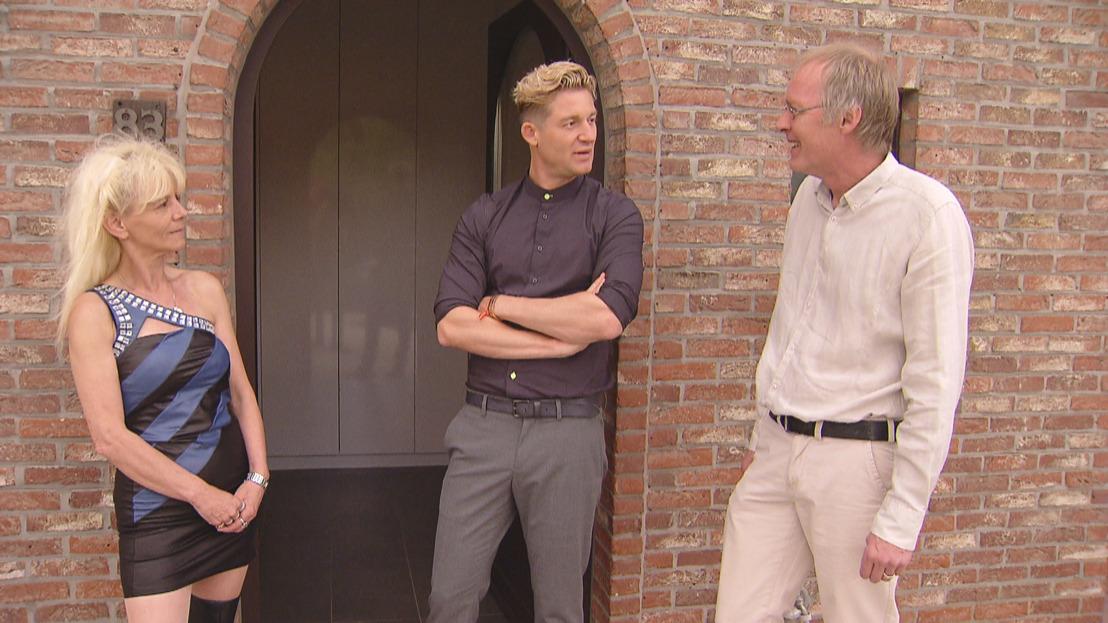 Opposites attract. Dat bewijzen Sunny en Stefan morgen in Zo Man Zo Vrouw.