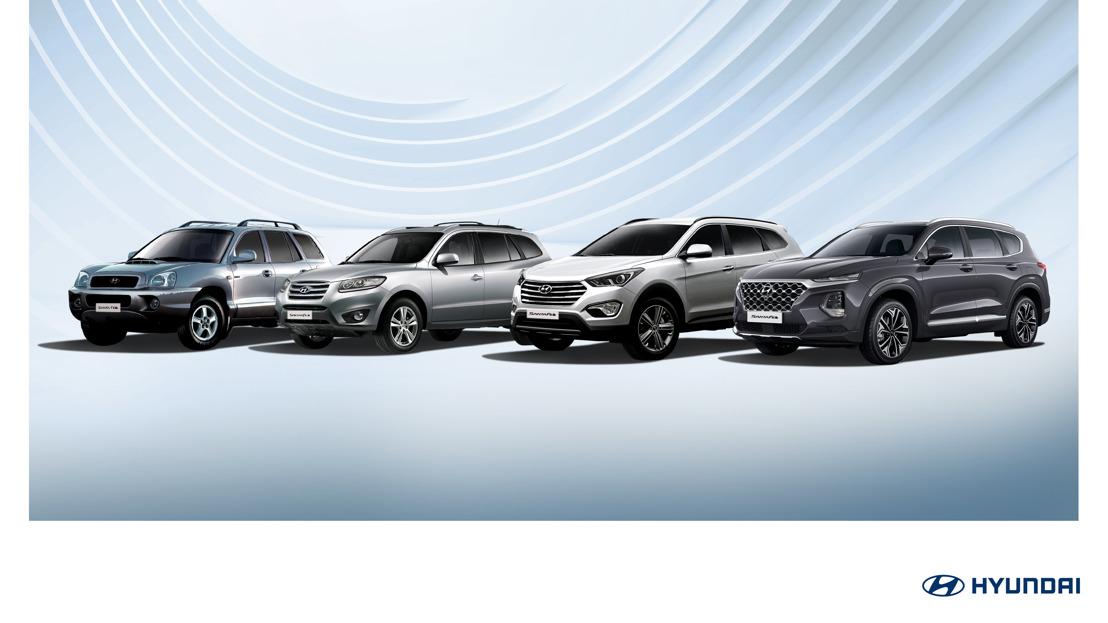 20 anni di Hyundai Santa Fe: evoluzione di un'icona