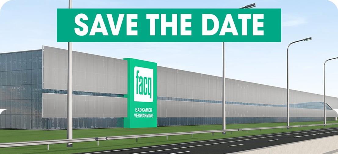 Bezoek in avant-première het FACQ-center in Merelbeke