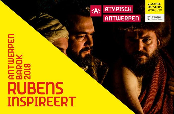 Preview: 29.10.2018 Persnieuwsbrief november 'Antwerpen Barok 2018'