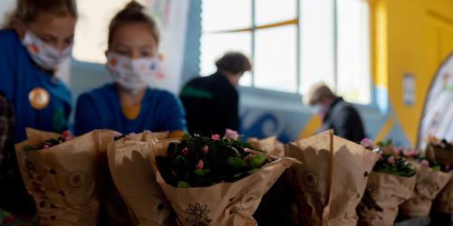 Online Plantjesweekend voor Kom op tegen Kanker uitverkocht succes